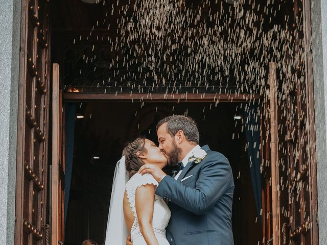 Il matrimonio di Lorenzo e Jessica a Clivio, Varese 27