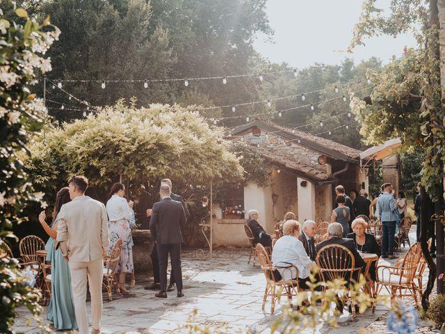Il matrimonio di Lorenzo e Jessica a Clivio, Varese 31