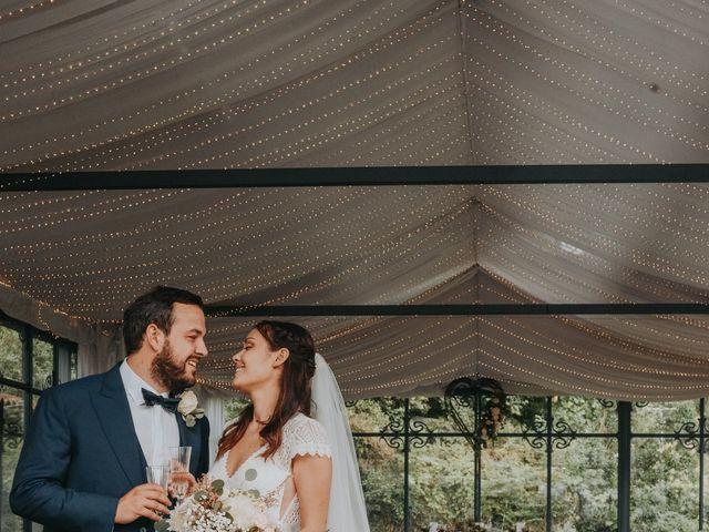 Il matrimonio di Lorenzo e Jessica a Clivio, Varese 34