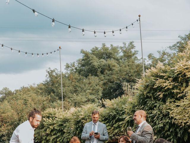 Il matrimonio di Lorenzo e Jessica a Clivio, Varese 37
