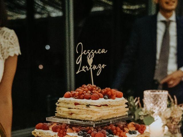 Il matrimonio di Lorenzo e Jessica a Clivio, Varese 41
