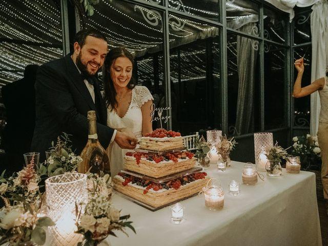 Il matrimonio di Lorenzo e Jessica a Clivio, Varese 42