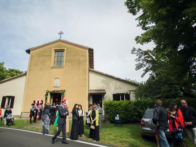 Il matrimonio di Emanuele e Elena a Pianoro, Bologna 11