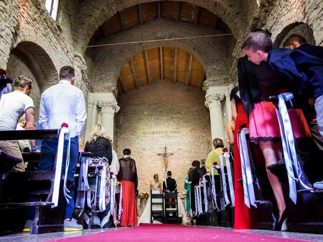 Il matrimonio di Emanuele e Elena a Pianoro, Bologna 14