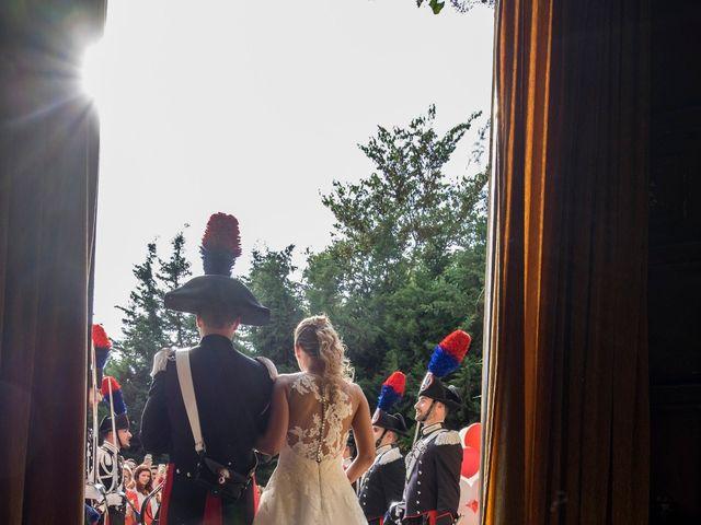 Il matrimonio di Emanuele e Elena a Pianoro, Bologna 17