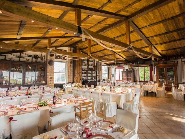 Il matrimonio di Emanuele e Elena a Pianoro, Bologna 19