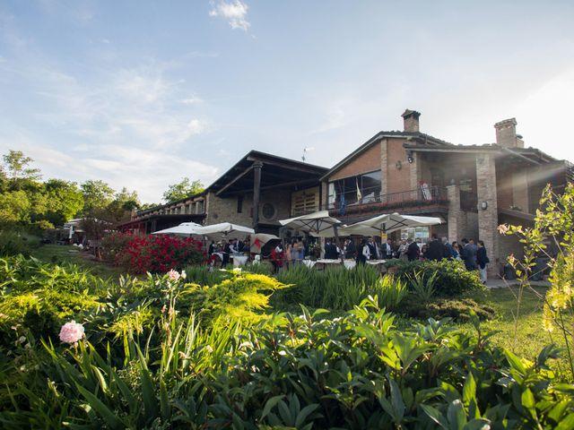 Il matrimonio di Emanuele e Elena a Pianoro, Bologna 21