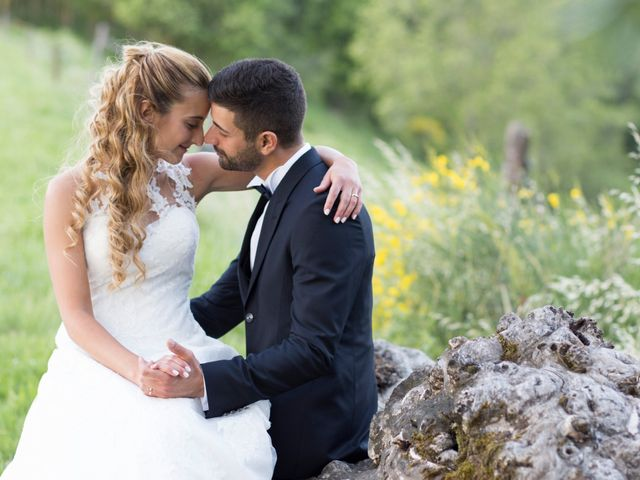 Il matrimonio di Emanuele e Elena a Pianoro, Bologna 24