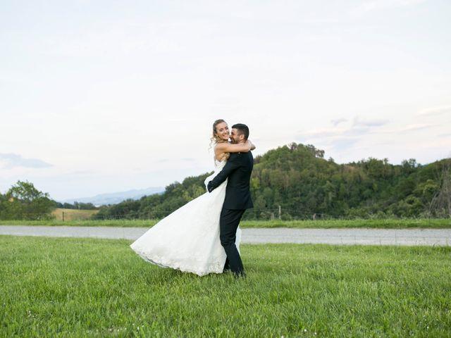 Il matrimonio di Emanuele e Elena a Pianoro, Bologna 25