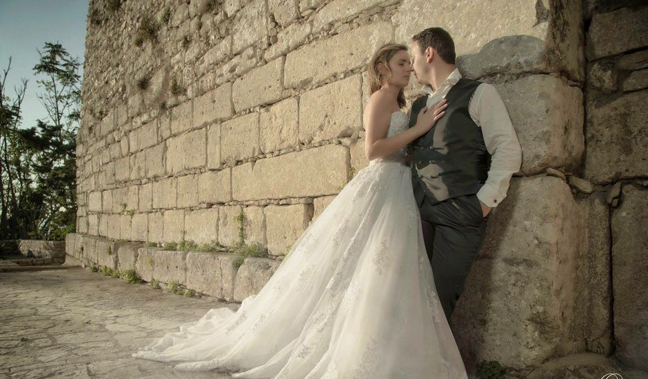 Il matrimonio di Gaetano  e Aleandra  a Buseto Palizzolo, Trapani