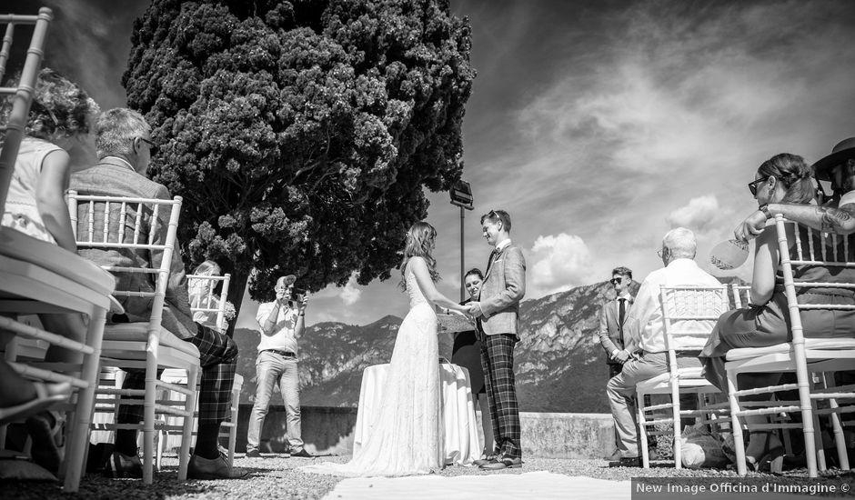 Il matrimonio di John e Jasmeen a Como, Como