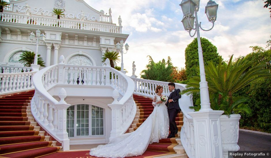 Il matrimonio di Adrian e Micaela a Barletta, Bari