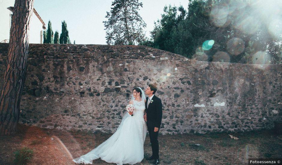 Il matrimonio di Paolo e Annalisa a Roma, Roma