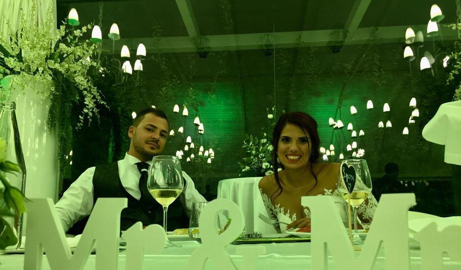 Il matrimonio di Adriano  e Antonella a Partinico, Palermo