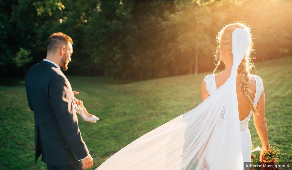 Il matrimonio di Antonio Raimondo e Virginia a Chiampo, Vicenza