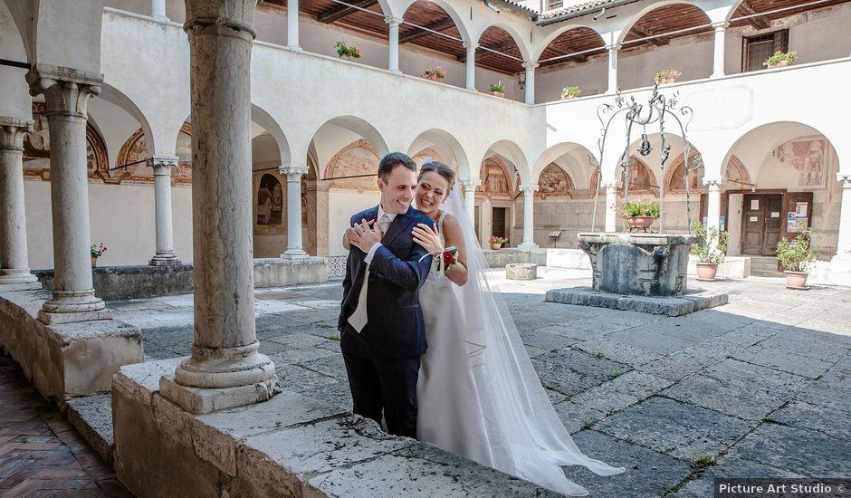 Il matrimonio di Nicola e Federica a Feltre, Belluno