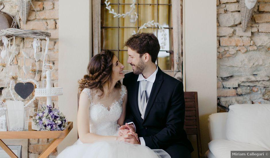 Il matrimonio di Riccardo e Elisa a Roppolo, Biella