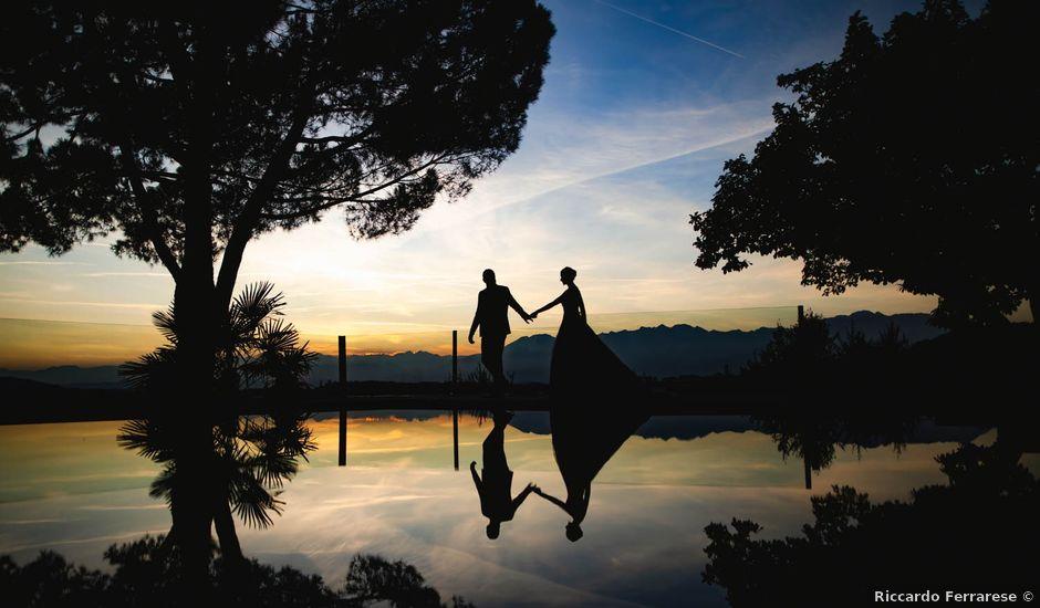Il matrimonio di Fabio e Laura a Viverone, Biella