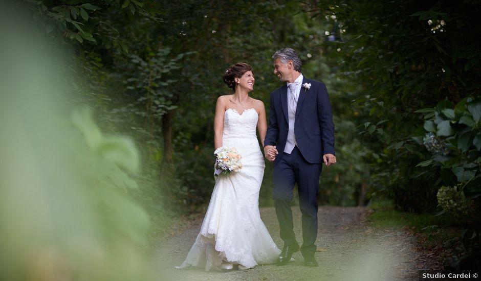 Il matrimonio di Alessandro e Katia a Canale Monterano, Roma