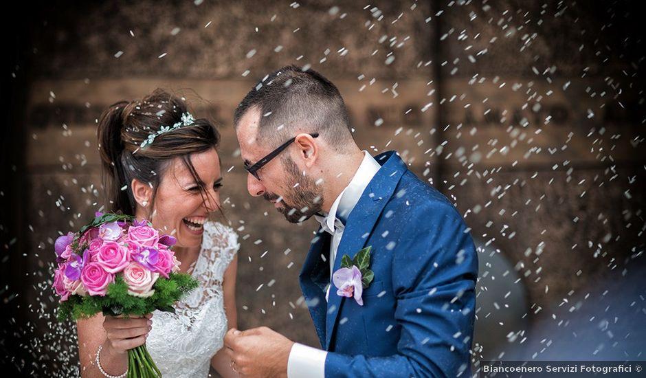 Il matrimonio di Roberto e Ylenia a Grassobbio, Bergamo