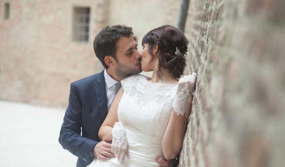 Il matrimonio di Francesco e Federica a Carpi, Modena