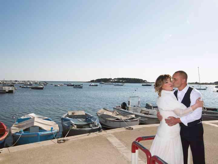 Le nozze di Lia e Gianni