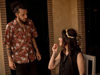 Le nozze di Marzia e Dario 1