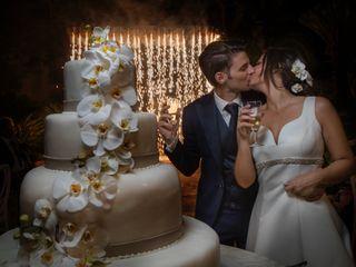 Le nozze di Antonella e Dario