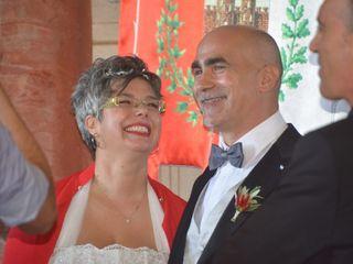 Le nozze di Ely e Italo