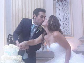Le nozze di Alberto e Denise