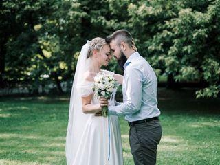 Le nozze di Pasha e Maria