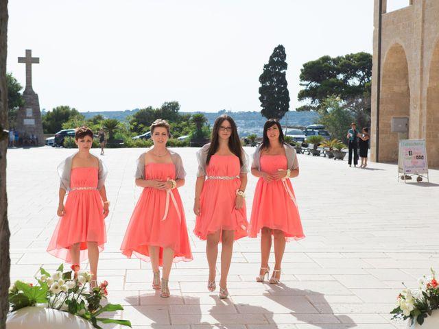 Il matrimonio di Massimo e Sofia a Morciano di Leuca, Lecce 12