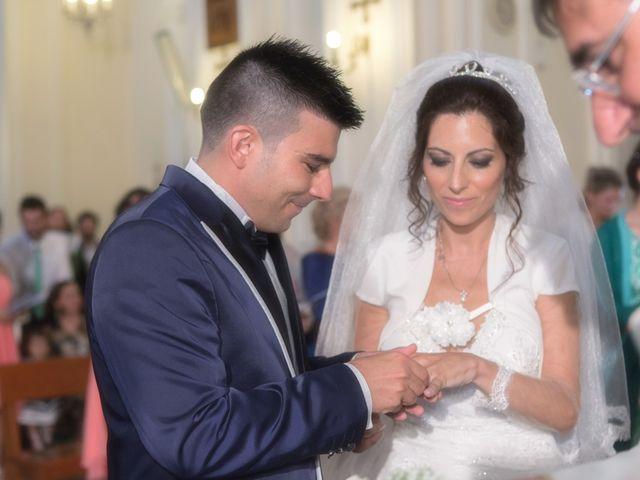 Il matrimonio di Massimo e Sofia a Morciano di Leuca, Lecce 16
