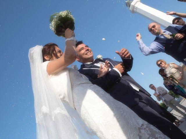 Il matrimonio di Massimo e Sofia a Morciano di Leuca, Lecce 19