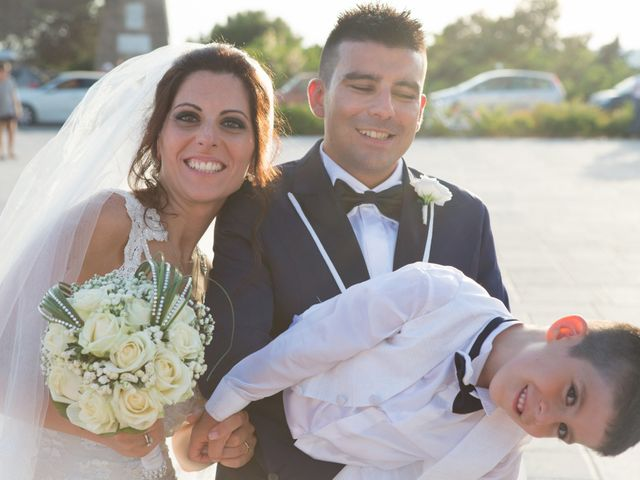 Il matrimonio di Massimo e Sofia a Morciano di Leuca, Lecce 20