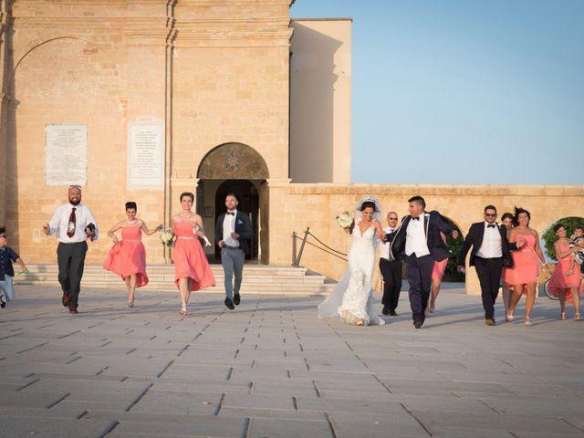 Il matrimonio di Massimo e Sofia a Morciano di Leuca, Lecce 22