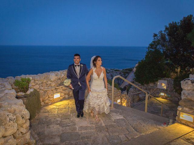Il matrimonio di Massimo e Sofia a Morciano di Leuca, Lecce 27