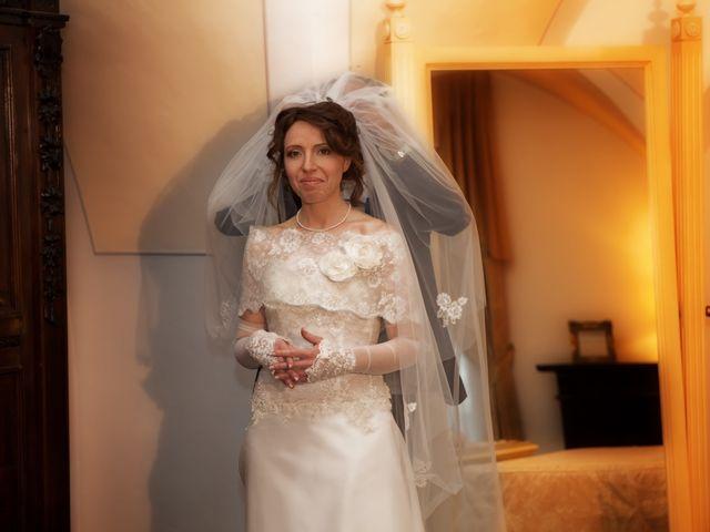 Il matrimonio di Francesco e Raffaella a Loreto Aprutino, Pescara 13