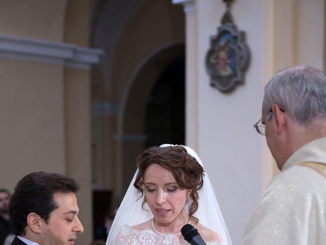 Il matrimonio di Francesco e Raffaella a Loreto Aprutino, Pescara 34