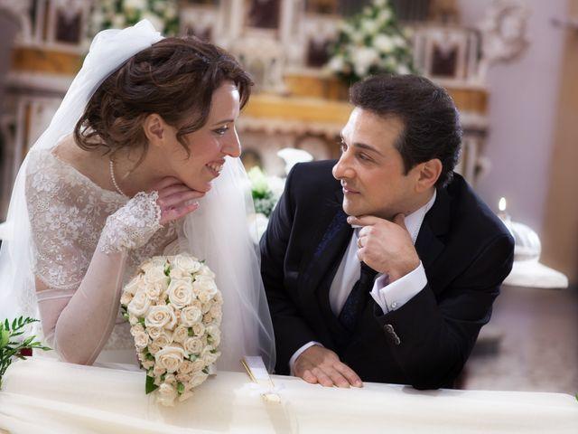 Il matrimonio di Francesco e Raffaella a Loreto Aprutino, Pescara 45