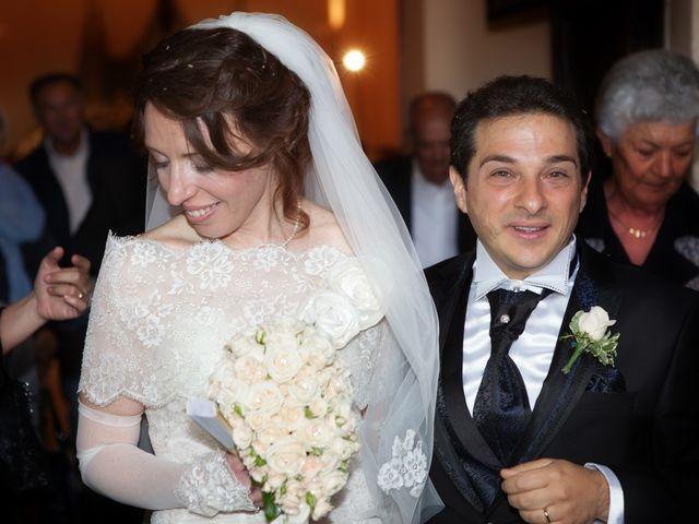 Il matrimonio di Francesco e Raffaella a Loreto Aprutino, Pescara 49