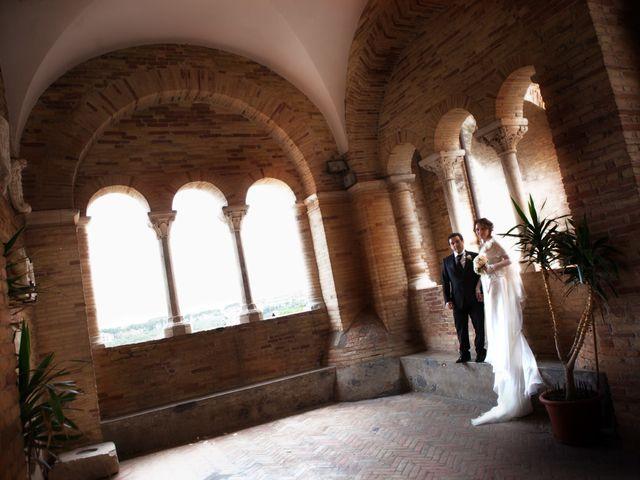 Il matrimonio di Francesco e Raffaella a Loreto Aprutino, Pescara 50