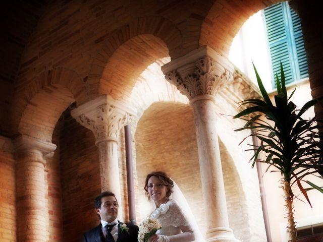 Il matrimonio di Francesco e Raffaella a Loreto Aprutino, Pescara 51