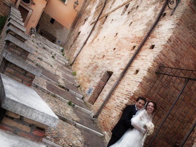 Il matrimonio di Francesco e Raffaella a Loreto Aprutino, Pescara 53