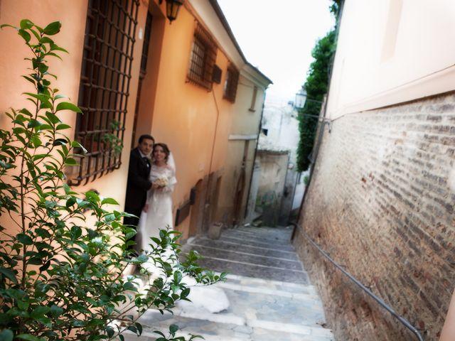 Il matrimonio di Francesco e Raffaella a Loreto Aprutino, Pescara 54