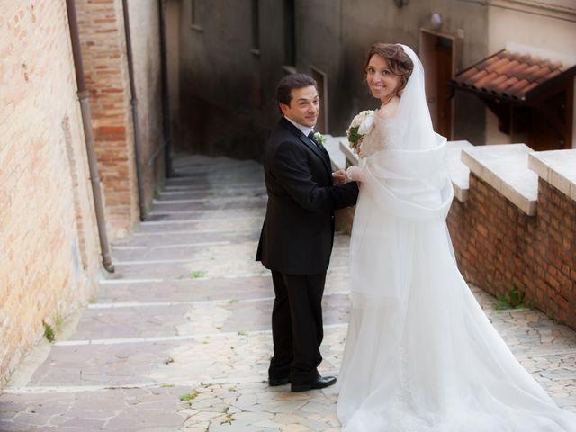 Il matrimonio di Francesco e Raffaella a Loreto Aprutino, Pescara 56