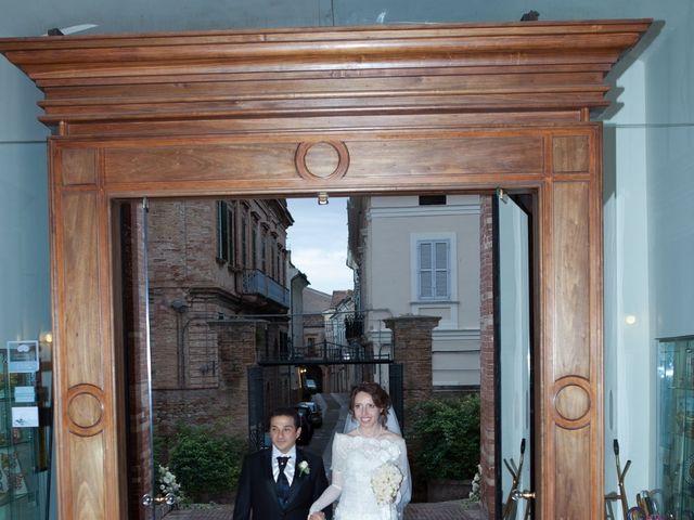 Il matrimonio di Francesco e Raffaella a Loreto Aprutino, Pescara 62