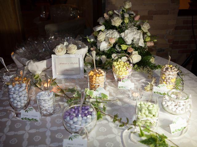Il matrimonio di Francesco e Raffaella a Loreto Aprutino, Pescara 65