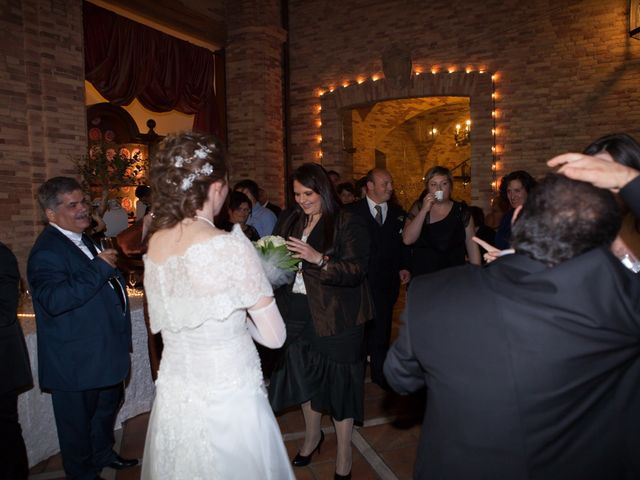 Il matrimonio di Francesco e Raffaella a Loreto Aprutino, Pescara 67