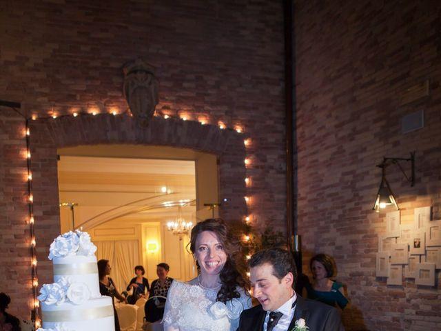 Il matrimonio di Francesco e Raffaella a Loreto Aprutino, Pescara 71